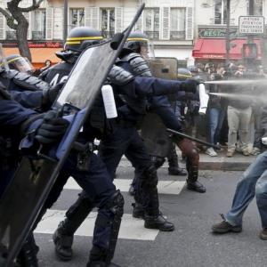 Paris protests muted but world speaks up for climate change