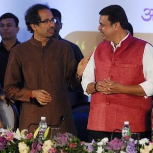 No surprises if the Sena-BJP form a post poll alliance