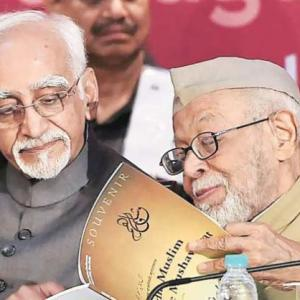 The unfair witch-hunt of Hamid Ansari