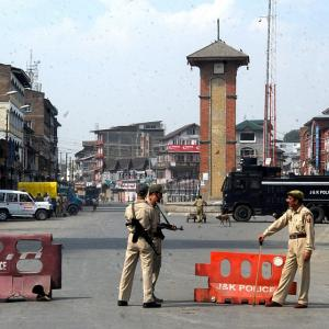 No relief a year since devastating floods, Kashmir shuts down in protest