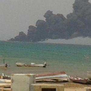 7 Indians missing after Saudi airstrike on boats in Yemen