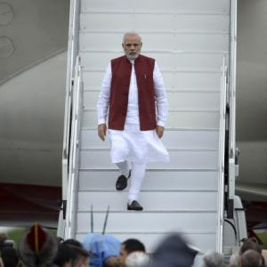 More than Rs 6 crore raised for Modi's Silicon Valley event