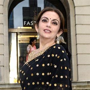 Exclusive! The Nita Ambani interview