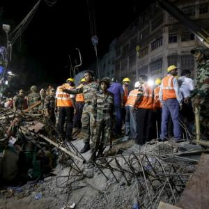 Kolkata flyover collapse: 5 officials of construction firm detained