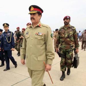 Pakistan's army is destroying its country