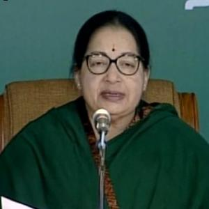 Jaya announces prohibition in Tamil Nadu if AIADMK voted back to power