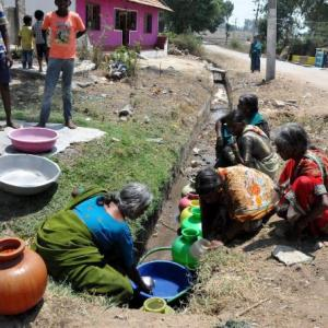 'Vulgar to hold IPL tamasha in drought-hit state'
