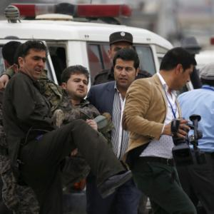 Taliban attack kills at least 30 in Kabul