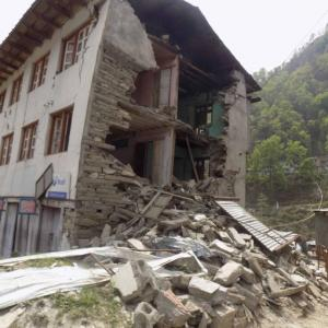Nepal earthquake: A year on, fear is the key