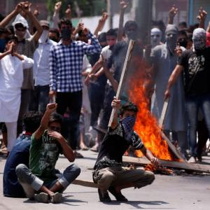 55 deaths in a month, Kashmir continues to rage
