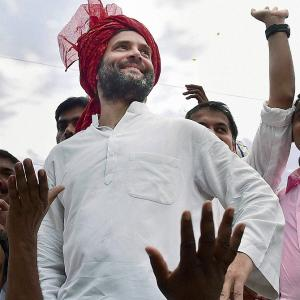 Rahul Gandhi's more elastic than steel now