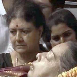 'It won't be easy for Sasikala to take over the AIADMK'