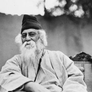When an MP 'developed' Tagore