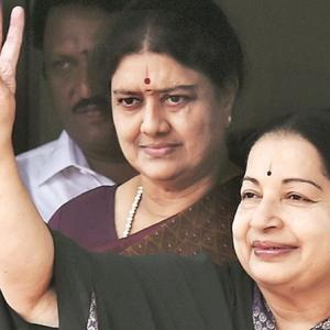 'If Jaya wanted, she would have chosen Sasikala'