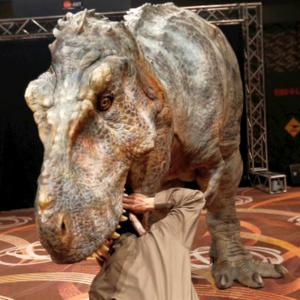 OMG! When 'dinosaurs' attacked Japan!