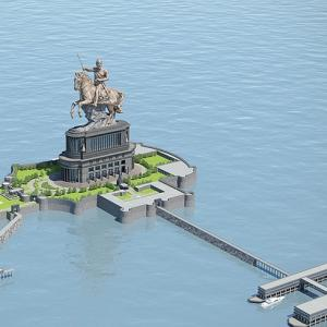 What you must know about Shivaji memorial off Mumbai coast