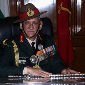 There is scope to ramp up heat on Pak for cross-border terror: Gen Rawat