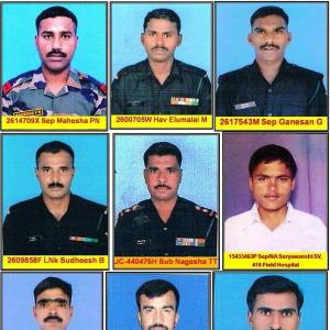 Siachen tragedy: Mortal remains of remaining 8 soldiers recovered