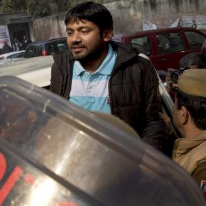 Man who threatened to kill Kanhaiya arrested