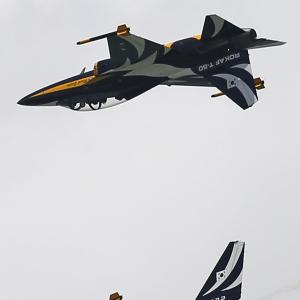 PIX: Jaw-dropping display @ Singapore Airshow