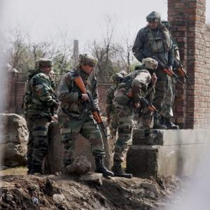 Toll in Kashmir encounter goes up as another soldier succumbs in gun battle