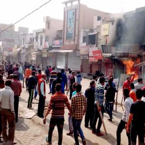 Jat agitation does not mean well for India