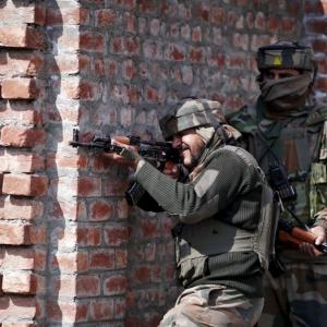 83% Indians want military might to beat terror: Poll