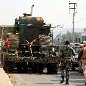 Sixth terrorist killed at Pathankot air base; operation continues
