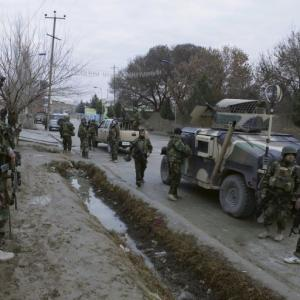 3 terrorists killed outside Indian mission in Afghanistan; op ends