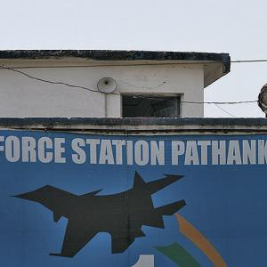 Pathankot: 'Luck helped us'