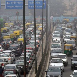 Day after odd-even, Delhi traffic goes completely out of gear