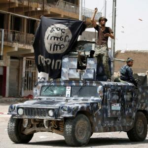 Islamic State territory shrinks 12 per cent since start of 2016