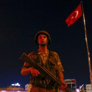 42 dead in Turkey coup attempt