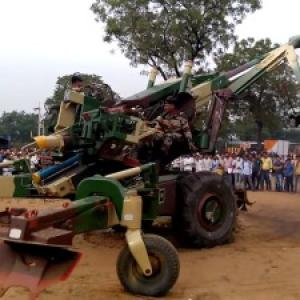 Fake Chinese-made parts supplied for indigenised Bofors guns: CBI