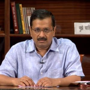 Kejriwal slams Centre's 'interference' on 'Talk to AK'
