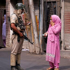 We seem to be unable to treat Kashmiris as Indians