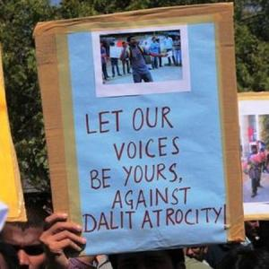 SHOCKING: Upper caste men thrash Dalits, urinate in mouths