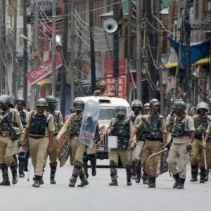 'Pakistan will seek turmoil and violence in Kashmir'