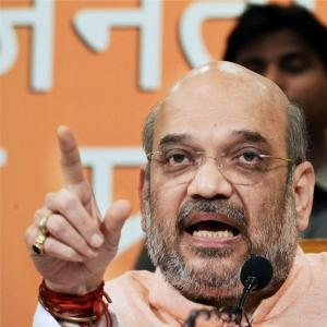 BJP has given a Prime Minister who speaks: Amit Shah