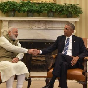 'Strategic considerations behind frequent Modi-Obama meetings'