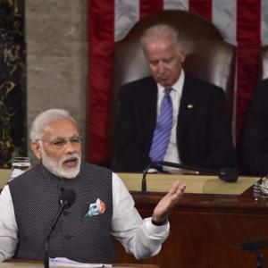 Freedom, liberty strengthen Indo-US relations: Modi