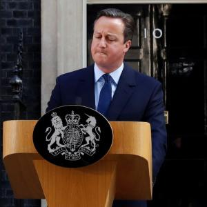 After Brexit, David Cameron announces his resignation