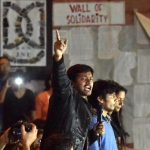 Want freedom within India and not from India, Kanhaiya says after release