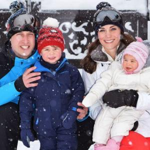 These photos of William, Kate and family will just melt your hearts