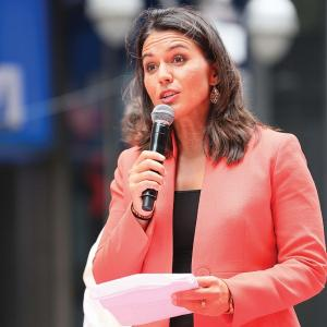 Exclusive! Why Tulsi Gabbard doesn't want Hillary as Prez