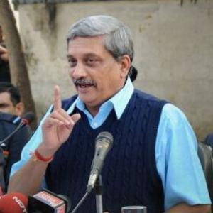 First or last family, no guilty will be spared: Parrikar