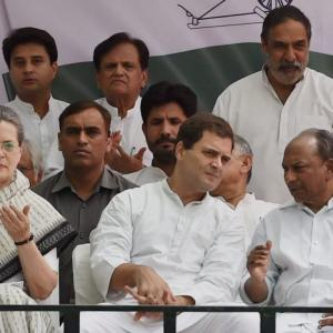 Why Rahul made Ahmed Patel Congress treasurer
