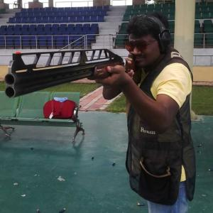 PHOTOS: Rocky Yadav's Facebook posts show his love of guns