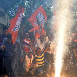 'Hindutva is one of our most important cards in Bengal'