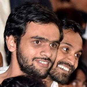 HC puts on hold JNU action against Umar, Anirban